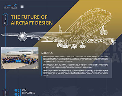 Engineering services for the world's leading aircraft