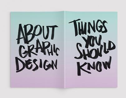 Graphic Design Publication