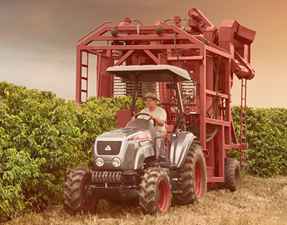 Agrale Trator 575 Compact