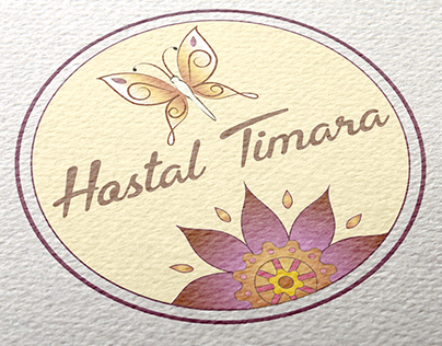 Hostal Timara - Identidad gráfica y diseño web
