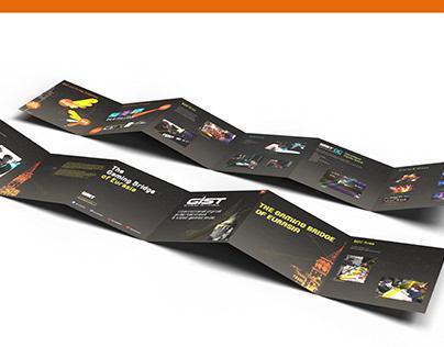 Flyer Design for Gist