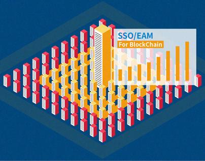 SSO/EAM for BlockChain infographic movie