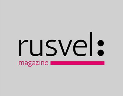 rusvel magazine #3