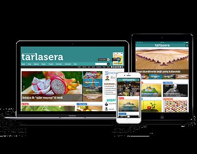 tarlasera.com //reponsive design