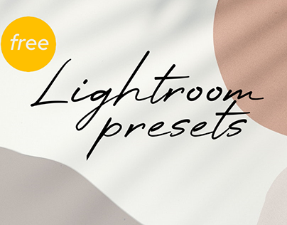 30+ Impressive Free Lightroom Presets