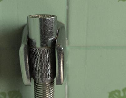 Bathroom Bidet Faucet (CG)