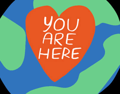 You Are Here (Planet Heart)