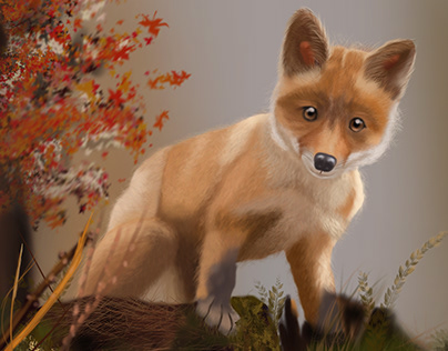 Cartoon Character Animal