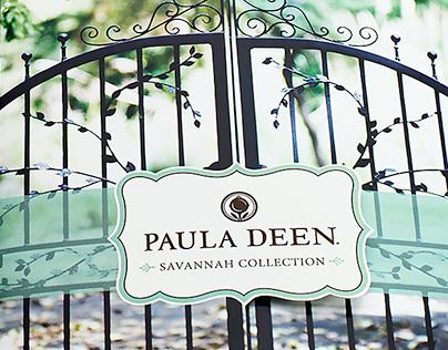 Paula Deen Packaging & Collateral