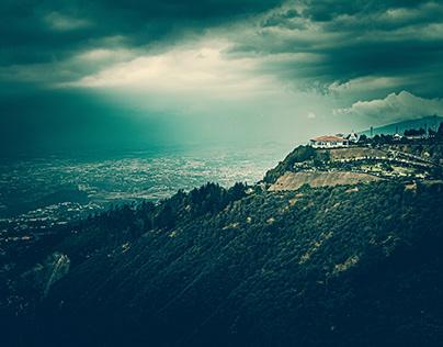 Quito, la tierra y su blues