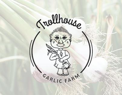 Trollhouse Branding Idenitity