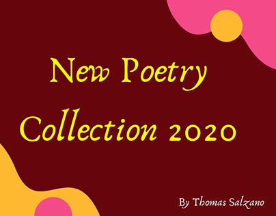 Thomas N Salzano - New Poetry Collection 2020