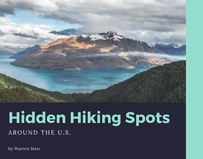 Hidden Hiking Spots Around the U.S.