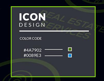 Icon Design for web