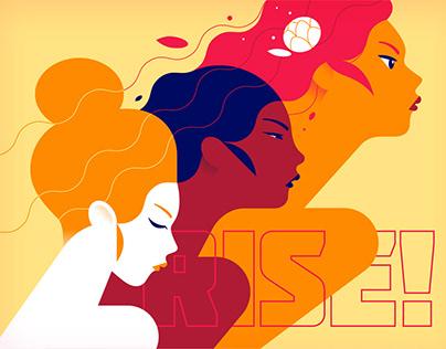 RISE - International Women's Day