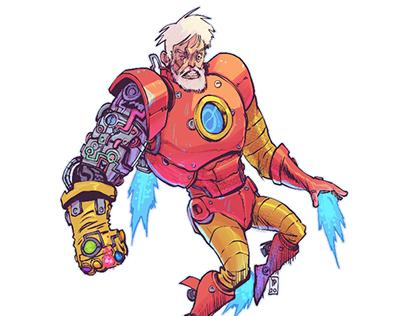 Old Man Stark