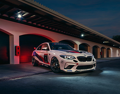 BMW M2 CS and M2 CS Racing campaign for BMW and Havas.
