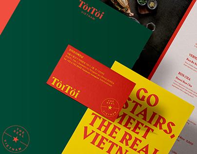 TOITOI VIETNAM Brand Design