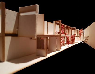 Proyecto Habitar - Ejercicio 2: Casa Vertical