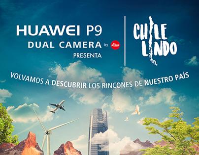 Huawei - Chile Lindo