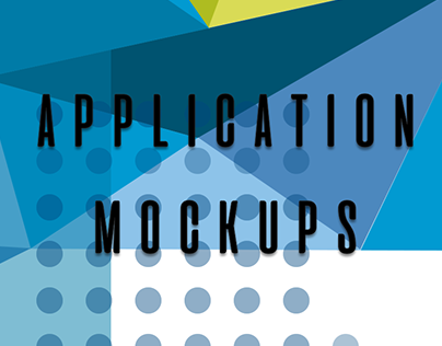 Application Mockups