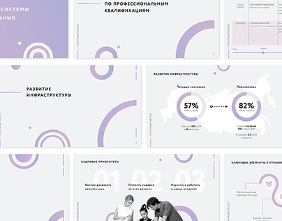 Presentation design for HR-conference