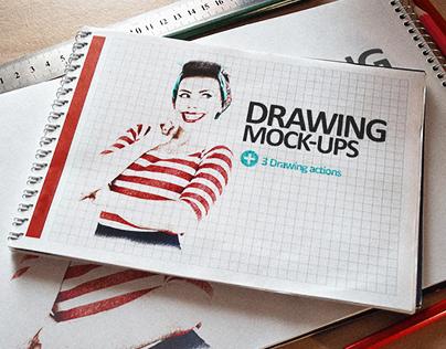 Drawing Mock-up