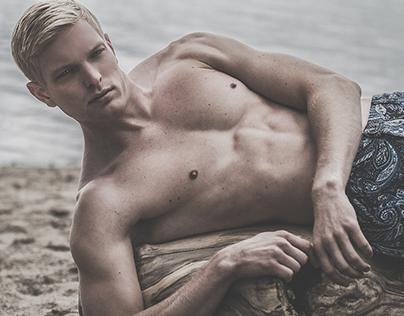 Will Defiel @ Vision // DNA Models // Elite Milan