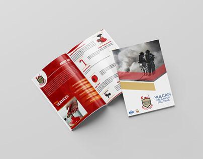 Catalogue/Brochure - Vulcan Fire