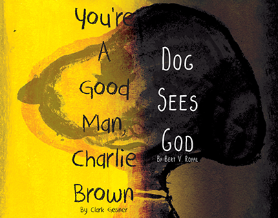 You're A Good Man Charlie Brown and Dog Sees God play
