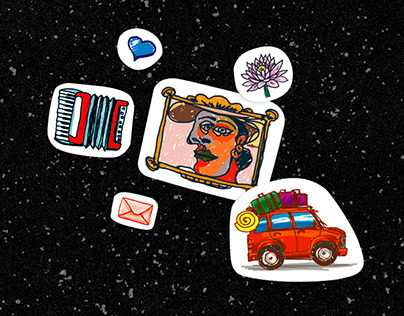 stickers for travelers