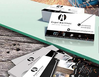 Diseño de marcas, Angel Martinez- Servicios Globales