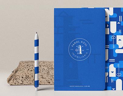 Farol Azul Real Estate | Visual Brand