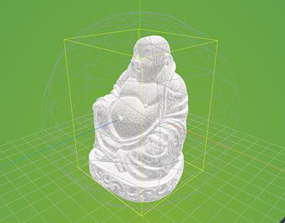 WebGL ThreeJS Viewer
