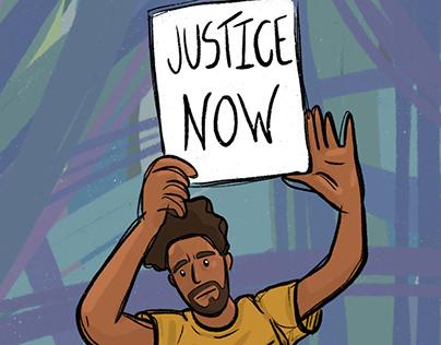 Justice blm