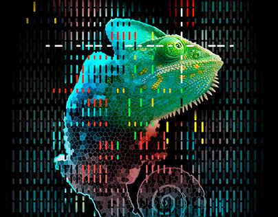 Digital chameleon