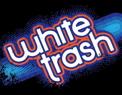 White Trash - Band Logo