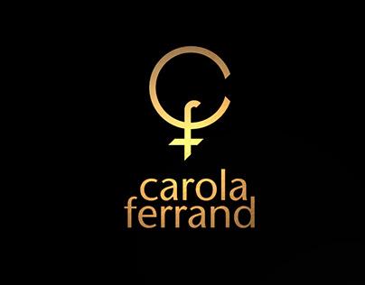 Carola Ferrand | Identidad Visual