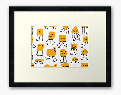 Yellow Fellows