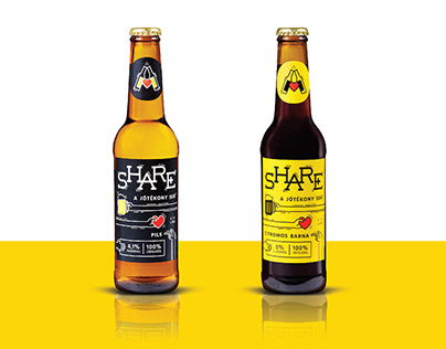 Share - charity beer