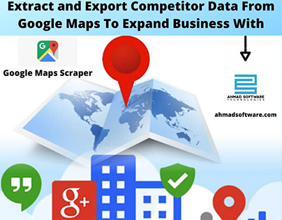 How to Extract Competitor Information from Google Maps?