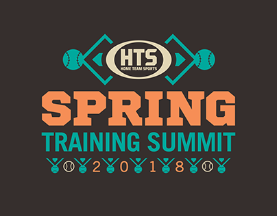 HTS Spring Training Summit 2018 [ Event Collaterals ]