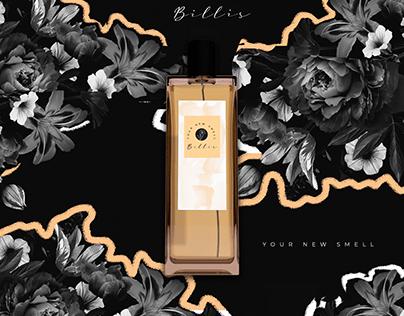 bliss perfume logo