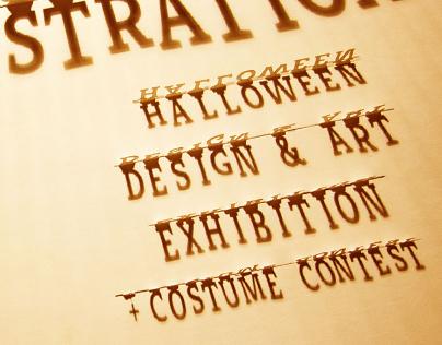 Thrillistration | Exhibition Poster