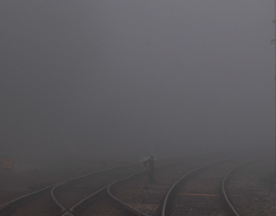 Winters Morning, Moreton-On-Lugg