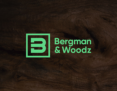 Bergman&Woodz Branding