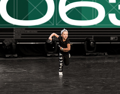 Fifth Avenue Dance Competition Branding