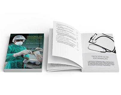 """Livro """"História da Veterinária do Exército Brasileiro"""""""
