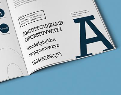 Fontech Fanzine Design