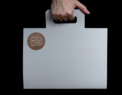 COBO Social - Art Basel brand paper